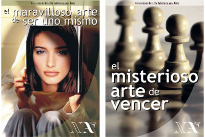 Living Wisdom. A collection of pocketbooks published by New Acropolis Chile.