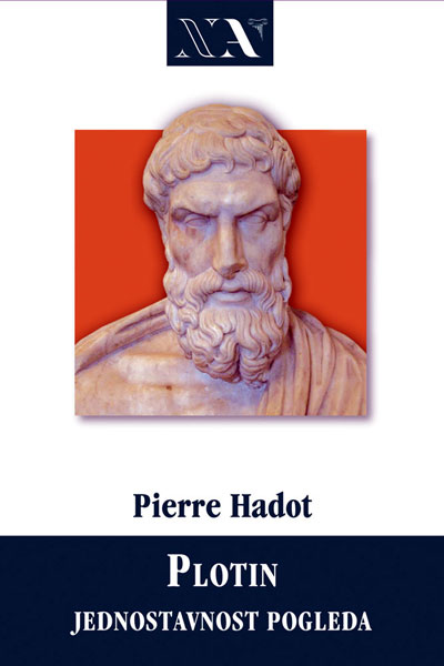 NA Croatia publishes the book Plotinus or Simplicity of Vision, by Pierre Hadot.