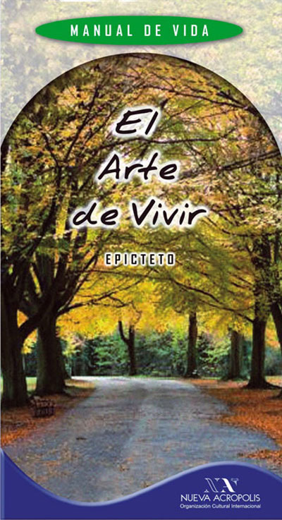 Publication of 'The Art of Living' by Epictetus, By New Acropolis Peru.