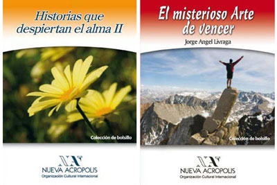 Pocketbook published by New Acropolis Peru.